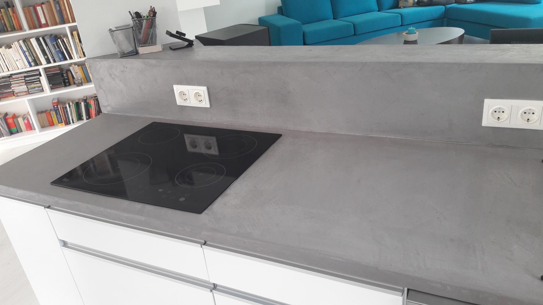Harmony beton konyhapult s beton munkalap referenci k beton design l tsz beton fel letek - Harmonie beton ...